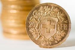"""20 CHF """"Vreneli"""": die beliebteste Kleingold-Münze im Südwesten"""