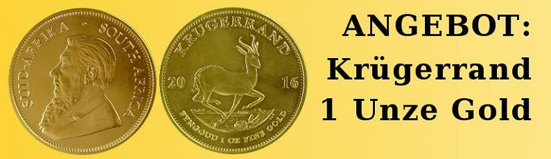 Krügerrand 1Unze Gold