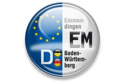 Emmendingen in Baden-Württemberg