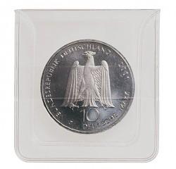 Transparent coin bag from Lindner