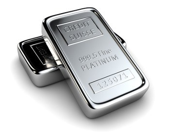 Platinum and palladium bars