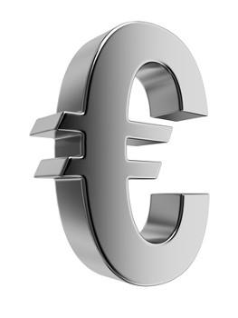 """Euro: Liste de prix """"Argent"""""""
