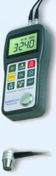 Exclure le tungstène avec l'appareil de mesure à ultrasons de AuroTest