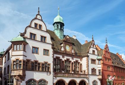 Freiburg Altes Rathaus