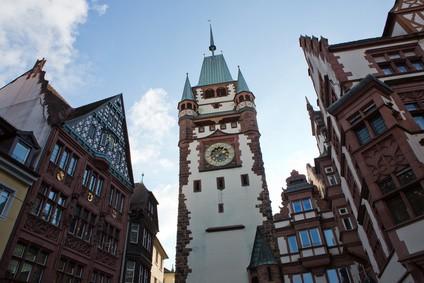 Freiburg la Porte Saint Martin