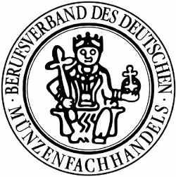 Logo: Berufsverband des Deutschen M�nzfachhandels