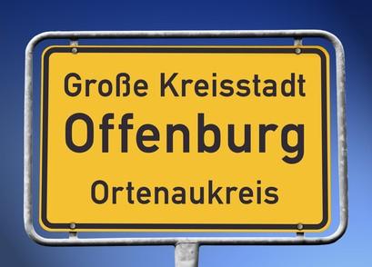 Offenburg Große Kreisstadt in Baden-Württemberg