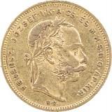 8 Forint Ungarn 5,81g Gold