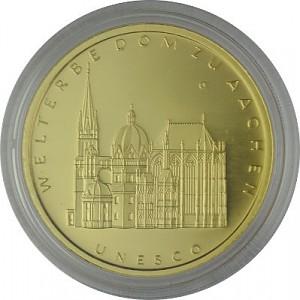 100 Euro 1/2oz Gold - 2012 Dom zu Aachen