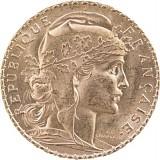20 Francs Marianne 5,81g Gold