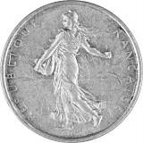 5 Franc Frankreich 'Säerin' 10,02g Silber