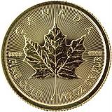 Maple Leaf 1/10oz Gold