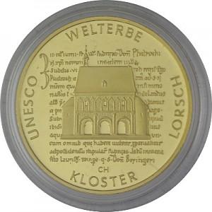 100 Euro 1/2 Unze Gold - 2014 Lorsch