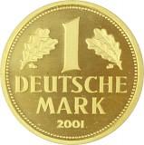 1 Goldmark 12g Gold - 2001