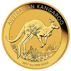 Känguru 1oz Gold - 2017