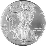 American Eagle 1oz Silber - 2017