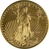 American Eagle 1oz Gold - 2017