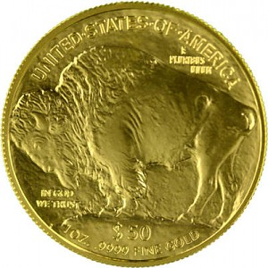 American Buffalo 1oz Gold - 2017