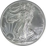 American Eagle 1oz Silber - B-Ware