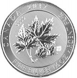 Multi Maple Leaf 1,5oz Silber (Super Leaf) - 2017