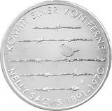 20 EUR Gedenkmünze Deutschland 16,65 Silber 2016