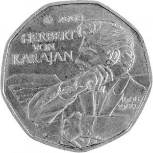 5 Euro Gedenkmünze Österreich 8,0g Silber (2002 - 2011)
