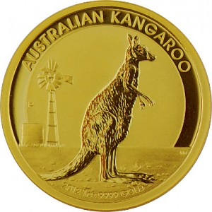 Australian Kangourou 1oz d'or fin - 2012