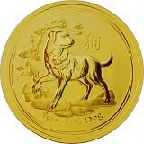 Lunar II Hund 1oz Gold - 2018