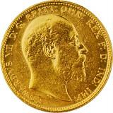 1 Pfund Sovereign Edward VII. 7,32g Gold