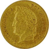 40 Francs 11,62g Gold - Louis Philippe 1830 - 1848