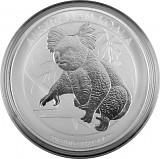 Koala 1kg Silber - 2018
