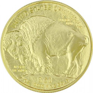 American Buffalo 1oz Gold - 2018