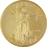 American Eagle 1oz Gold - 2018