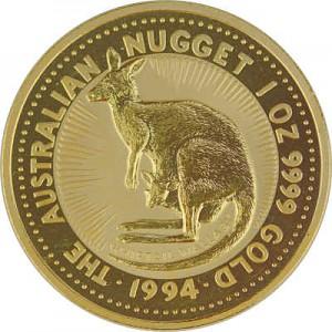 Känguru 1oz Gold - 1994