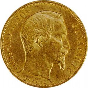 20 Francs Napoleon Bonaparte 5,81g Gold