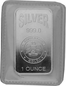 Silberbarren 1oz Silber