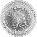 Australien Känguru 1oz Silber - 2019