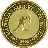 Känguru 1oz Gold - 1995