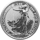 Britannia 1oz Silber - 2019