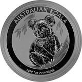 Koala 1oz Silber - 2019