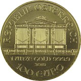 Wiener Philharmoniker 1oz Gold - 2019