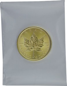 Canadian Maple Leaf 1/2oz Gold - 2019