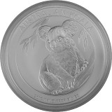 Koala 1kg Silber - 2019