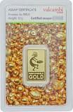 Goldbarren 10g - Auropelli Responsible-Gold