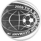 5 EUR Gedenkmünze Italien 16,65g Silber 2006