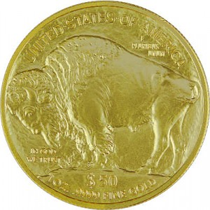 American Buffalo 1oz Gold - 2019