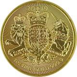 UK Königliches Wappen 1oz Gold - 2019