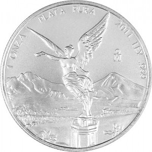 Libertad 1oz Silber - 2011