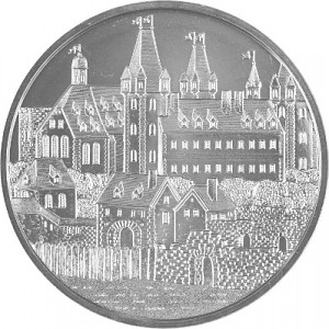 Österreich Wiener Neustadt 1oz Silber - 2019