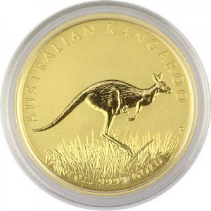 Australian Kangaroo 1oz Gold - 2008